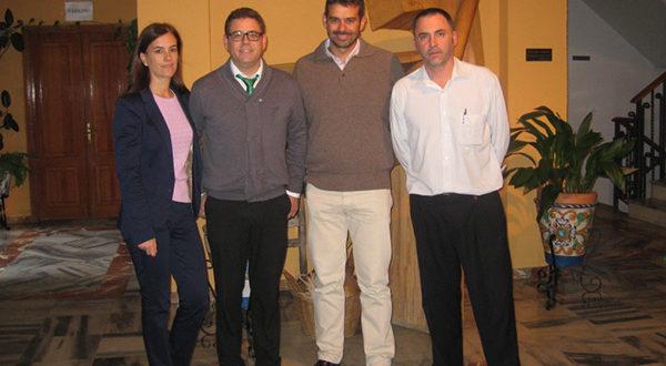 Enrique Sánchez cocinero Canal Sur Hotel Los Castaños Aracena